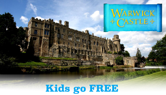 Home » Heritage » Warwick Castle » Overview