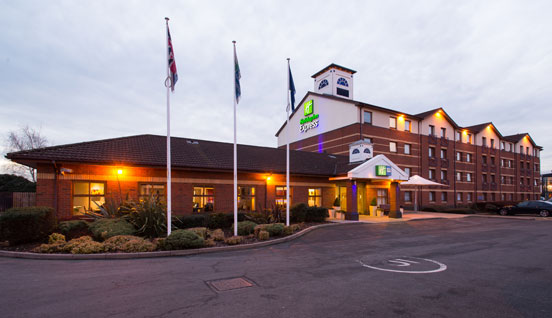 Holiday Inn Express Derby Pride Park Image
