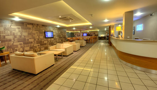 Holiday Inn Express Limehouse Image