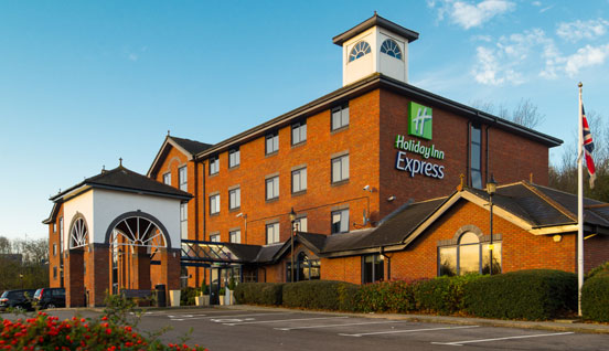 Holiday Inn Express Stafford Image