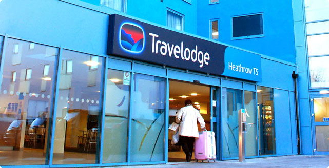 Travelodge Heathrow Terminal 5 Hotel Image