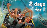 Extra day free at Chessington