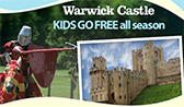 Warwick Castle Ticket and Hotel Offers