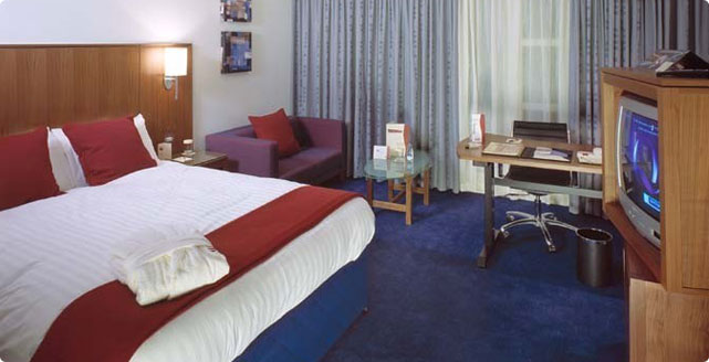 Crowne Plaza Marlow Hotel Room Image