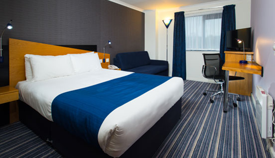 Holiday Inn Express Stafford Room Image