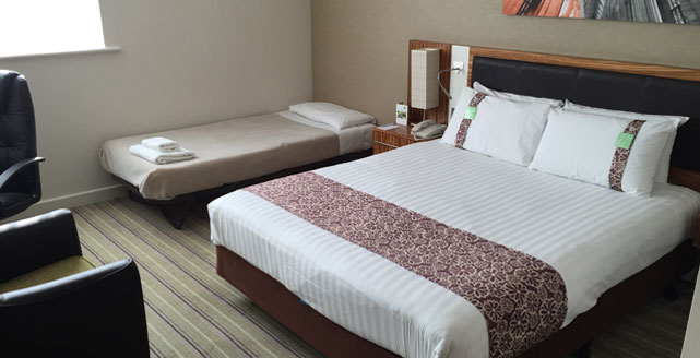 Holiday Inn Winchester Room Image