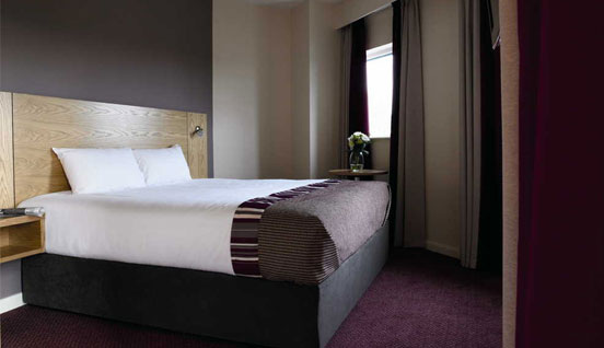 Jurys Inn Derby Room Image