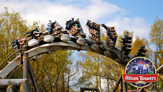 Alton Towers Resort Image
