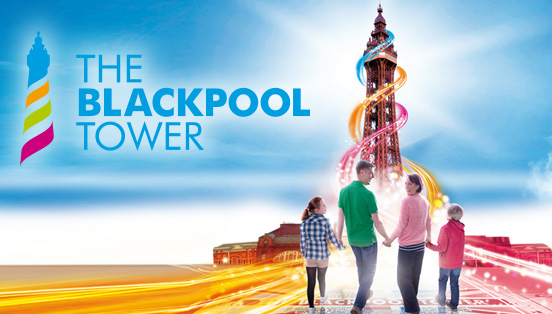 Blackpool Tower Image