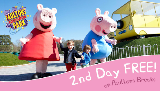 Paultons Park and Peppa Pig World Image