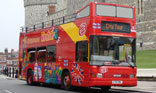City Sightseeing Windsor Bus Tour