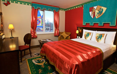 LEGOLAND Resort Hotel - Kingdom Room