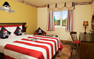 LEGOLAND Resort Hotel - Pirate Room