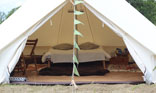 Meadow View Bell Tents